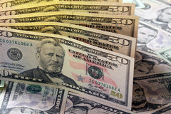 Cash - US Dollars Stock Photos