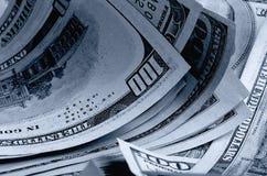 Cash US dollars. Stock Photos