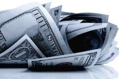 Cash US dollars. Stock Photo