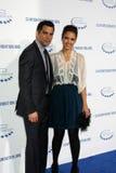 Cash Warren, Jessica Alba Stock Photo