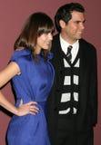 Cash Warren, Jessica Alba Stock Images