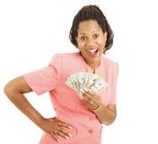 Cash Winner Stock Photos