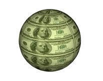 CashBall Stock Photography