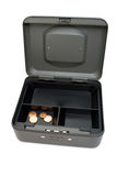 Cashbox Stock Photo