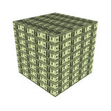 Cashe_Cube stock illustration