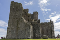 Cashel岩石1493 免版税库存图片