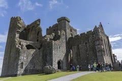 Cashel岩石1462 免版税图库摄影