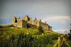 cashel爱尔兰岩石 免版税图库摄影