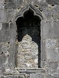 cashel爱尔兰岩石 库存图片