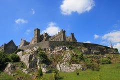 Cashel,爱尔兰,欧洲岩石  库存照片