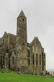 Cashel, Ireland - October 31, 2014: Rock of Cashel, Cashel, County Tipperary, Ireland Royalty Free Stock Images