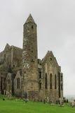 Cashel, Irlande - 31 octobre 2014 : Roche de Cashel, Cashel, comté Tipperary, Irlande Images libres de droits