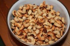 cashew Arkivbild