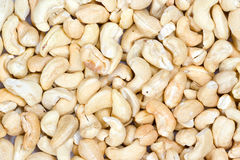 Cashew background Stock Photos