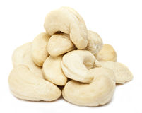 Cashew heap Stock Photos