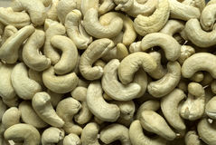 Cashew kernels Royalty Free Stock Photo