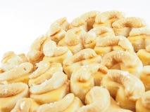 Cashew Nut Cookie Stock Photos