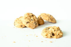 Cashew nut cookies Royalty Free Stock Photo