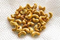 Cashew nut crispy fried Stock Photo
