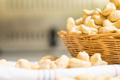 Cashew nut Stock Image
