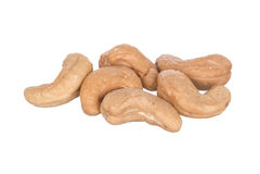 Cashew nut Stock Image