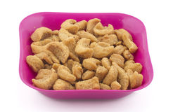 Cashew nut snack Stock Photos