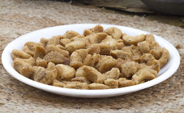 Cashew nut snack Royalty Free Stock Photography