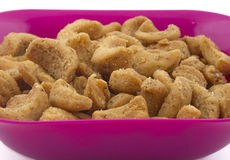 Cashew nut snack Royalty Free Stock Images