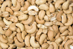 Cashew Nuts Royalty Free Stock Photos