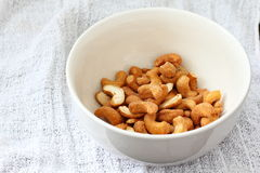 Cashew nuts Stock Photos