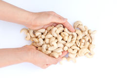 Cashew Nuts 6 Stock Images