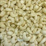 Cashew nuts closeup Royalty Free Stock Photos