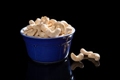 Cashew nuts. Royalty Free Stock Photography