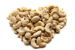 Cashew nuts Stock Images