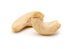 Cashew nuts Stock Image