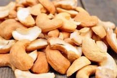 Cashew nuts Stock Photos