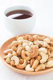 Cashew nuts. The World's Healthiest Foods stock photos