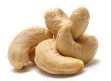 cashewmutter Royaltyfria Bilder