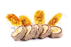 Cashewnut sweets Stock Image