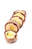 Cashewnut sweets Royalty Free Stock Photos