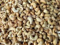 Cashews. Fresh cashew nut on sale in Omodos, Cyprus Stock Image