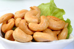 Cashews Stock Image