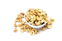 cashews Στοκ Φωτογραφίες