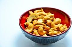 cashews Arkivfoto
