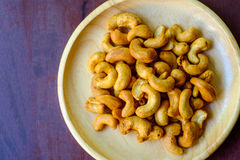 cashews Royaltyfri Bild
