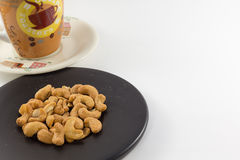 Cashews Nut Stock Photo