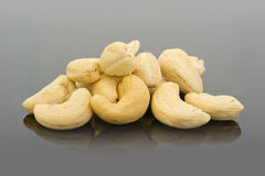 Cashews nuts Stock Images