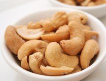 Cashews Stock Photography