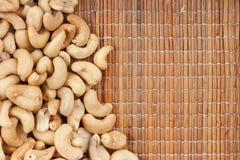 cashewsmuttrar Arkivbild