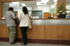 Cashier Counter Stock Photos